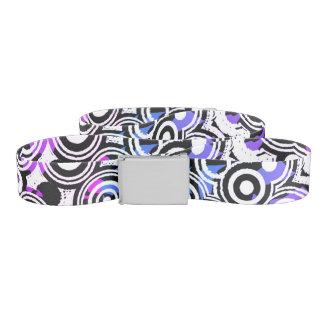 Circles (Blue/Purple/Pink) Belt