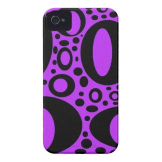 Circles Blackberry Case