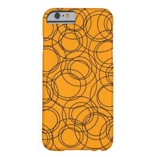 Circles Barely There iPhone 6 Case