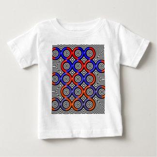 Circles, circles everywhere baby T-Shirt