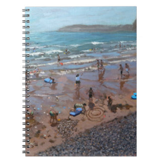 Circles in the Sand Sidmouth 2007 Note Books