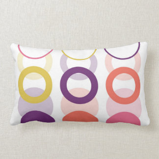 Circles Lumbar Pillow