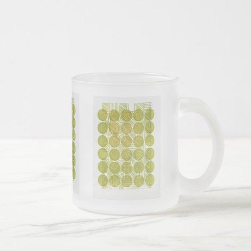 Circles Coffee Mug