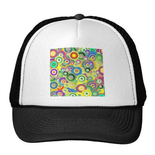 Circles of Colours Cap