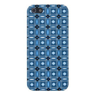 Circles on Circles iPhone 5/5S Cover