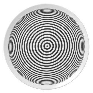 Circles Plate