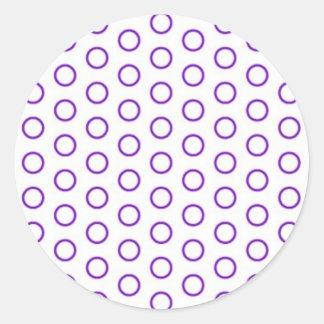 circles scores scores dabs dabs dots DOT circles Round Sticker