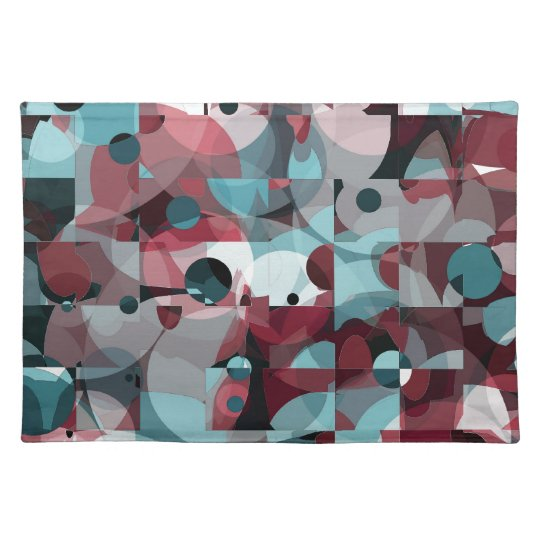 Circles Squared Placemat