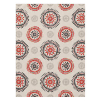 "CIRCLES Table Cloth 72"" x 50"" Tablecloth"