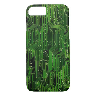 Circuit board background iPhone 8/7 case