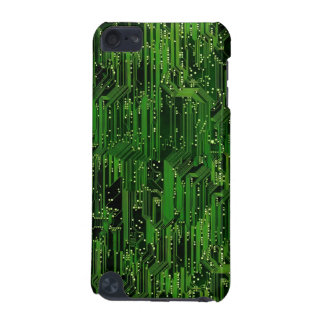 Circuit board background iPod touch 5G covers