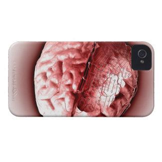 Circuit Board Brain Case-Mate iPhone 4 Cases