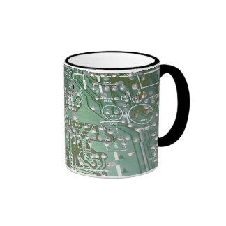 Circuit Board Cup Ringer Mug