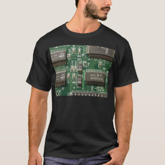Circuit Board Design T-Shirt