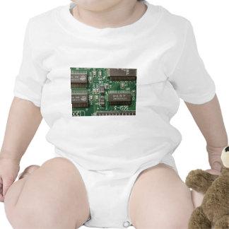 Circuit Board Design Tee Shirts