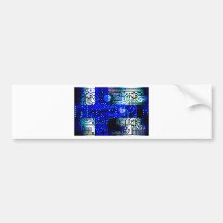 circuit board Finland Bumper Sticker