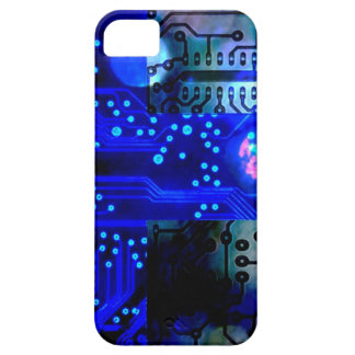 circuit board Finland Case For The iPhone 5