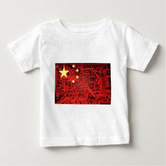 circuit board Flag (China) Baby T-Shirt