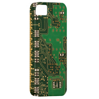 Circuit board iPhone 5 case