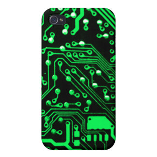 Circuit Board iPhone Case Covers For iPhone 4