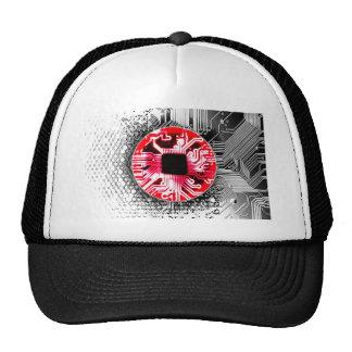 circuit board Japan (Flag) Hat