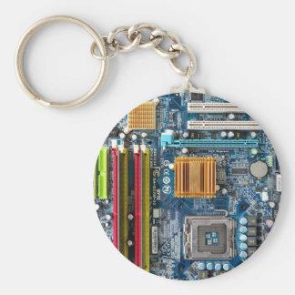 Circuit board key ring