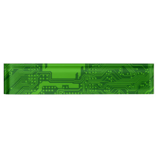 Circuit Board Name Plates