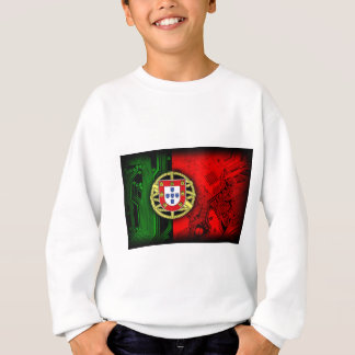 circuit board Portugal (Flag) Sweatshirt