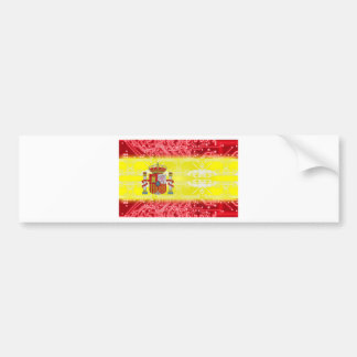circuit board spain bumper sticker