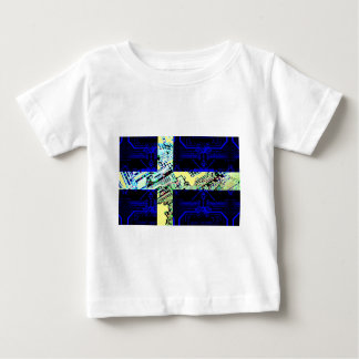 circuit board Sweden (Flag) Baby T-Shirt
