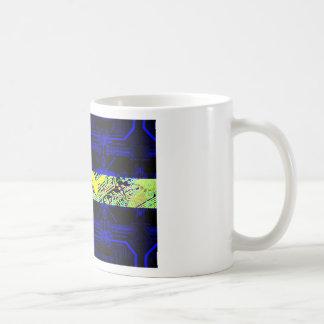 circuit board Sweden (Flag) Coffee Mug