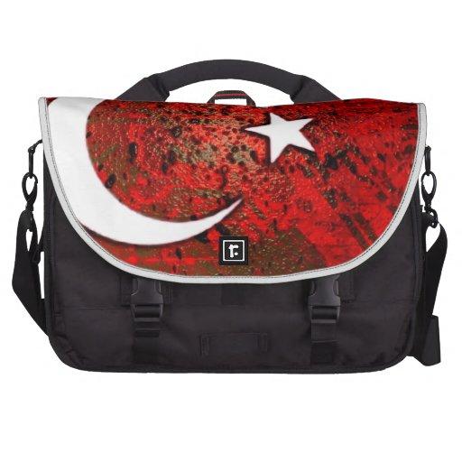 circuit board turkey (flag) bag for laptop