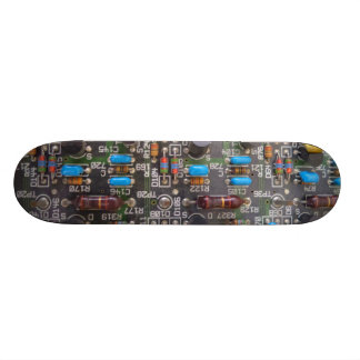 Circuit Skateboard