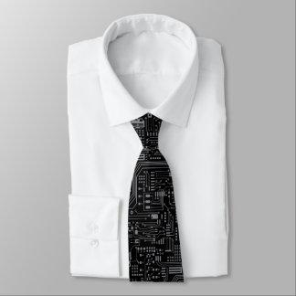 Circuitry Black Tie