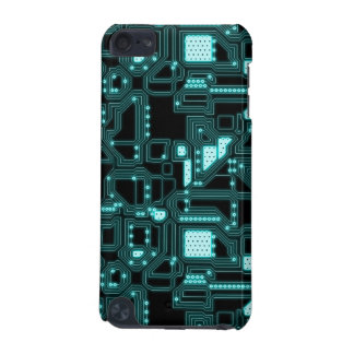 Circuitry Pattern iPod Touch 5G Case