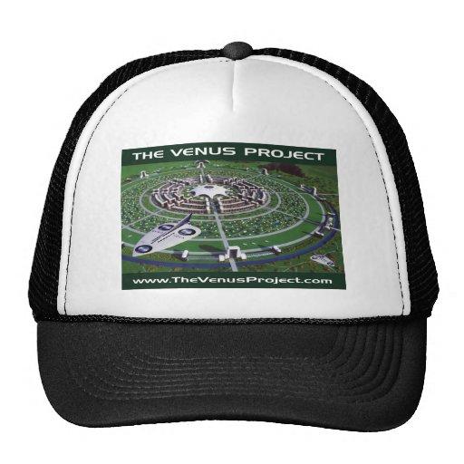 Circular City Hats