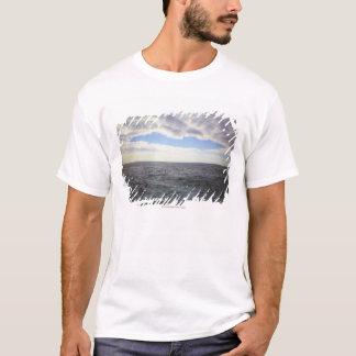 Circular Clouds over the Atlantic Ocean T-Shirt