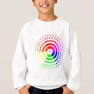 Circular LGBT Pattern Sweatshirt