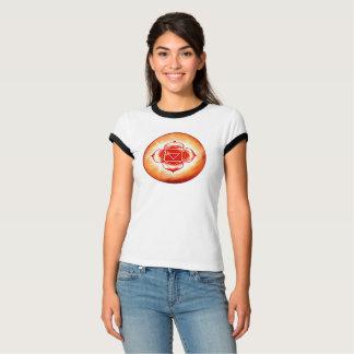 Circular Muladhara chakra T-shirt