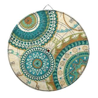 Circular Patterns Dartboard