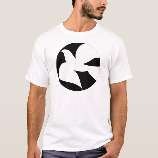 Circular Peace Dove T-Shirt
