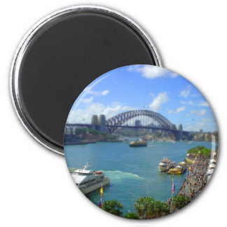 Circular Quay Sydney Magnet