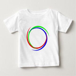 Circular RGB Logo Baby T-Shirt
