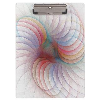 Circulating Swirl Clipboard