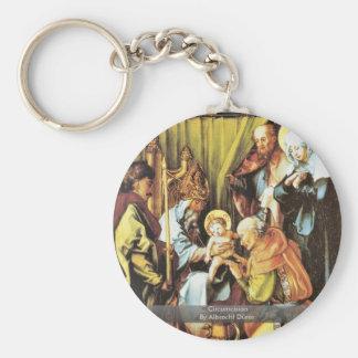 Circumcision By Albrecht Dürer Key Chains