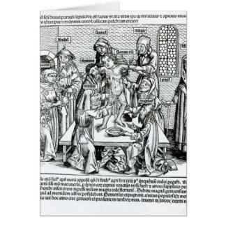Circumcision from Liber Chronicarum Cards