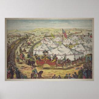 Circus, 1874 posters