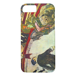 Circus Act 1888 iPhone 7 Case