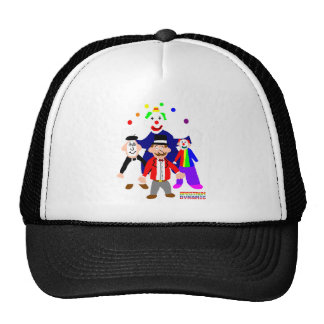 Circus Acts Mesh Hat