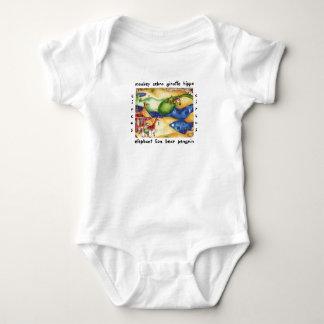 Circus Animals Kid's/Baby's T-Shirt